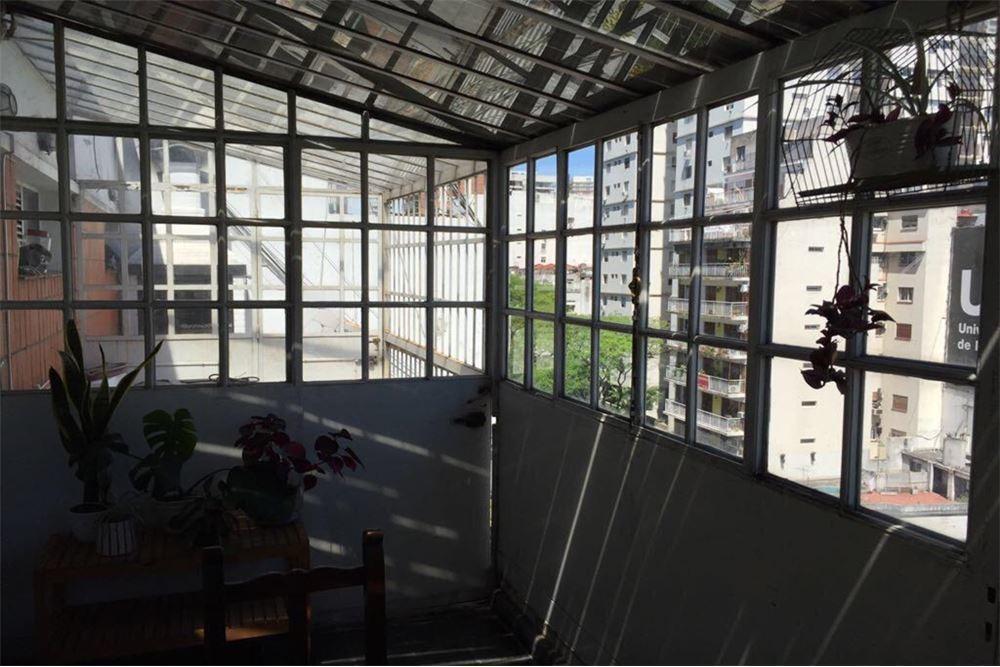 2 amb con balcon terraza y parrilla belgrano