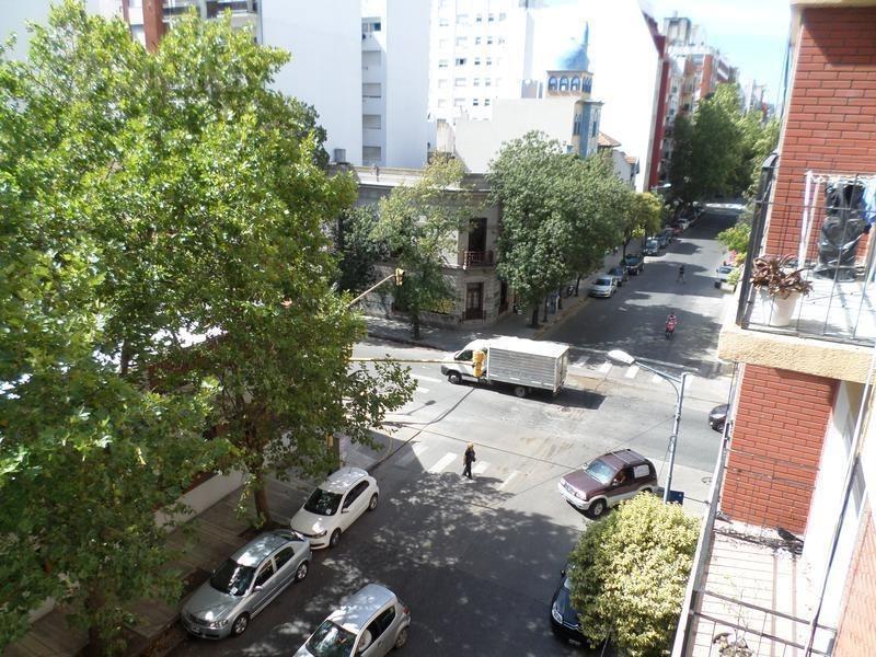 2 amb. con dependencia de servicio a la calle| muy luminoso| zona plaza mitre
