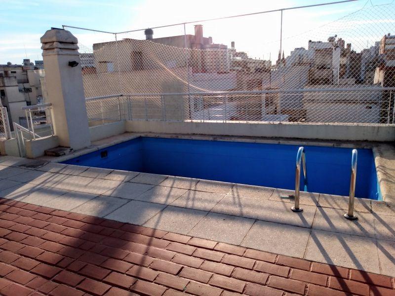 2 amb duplex luminoso piscina parrilla belgrano las cañitas