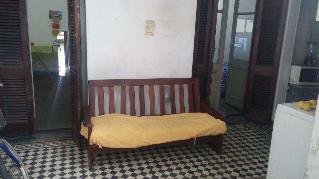 2 amb. tipo casa contrafrente con patio cubierto
