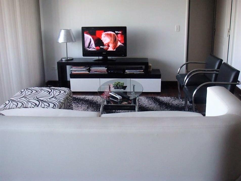 2 ambientes amoblado piso alto c/cochera zencity