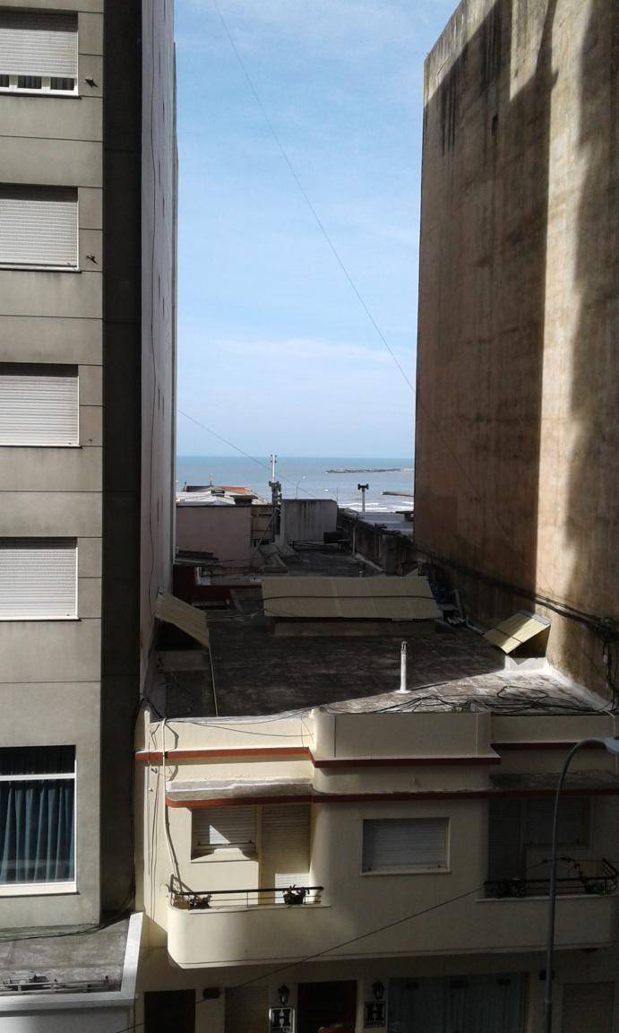 2 ambientes c/balcon y cochera punta iglesia mar del plata