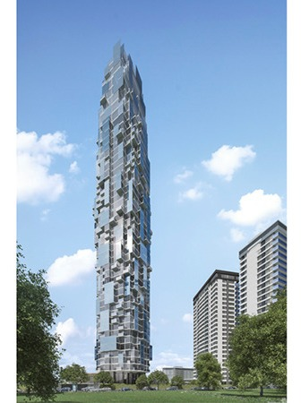 2 ambientes c/cochera harbour tower