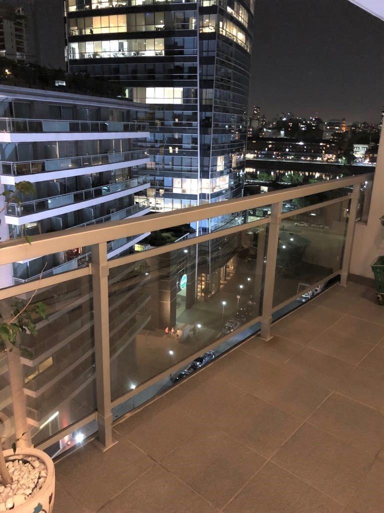 2 ambientes c/cochera zencity vista al dique