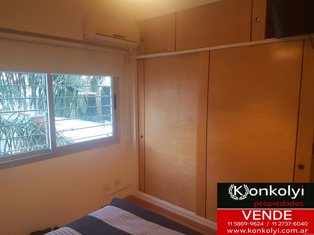 2 ambientes con balcon y cochera apto credito