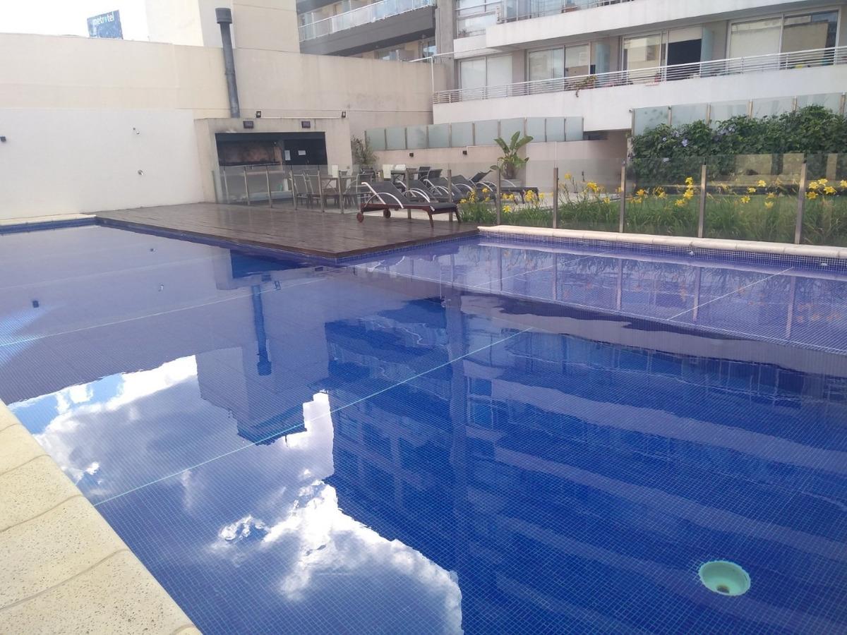2 ambientes con balcón.amoblado.en quo. palermo hollywood