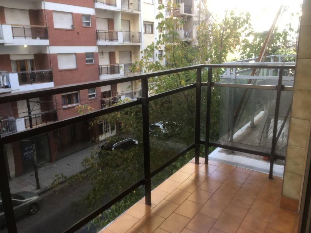 2 ambientes con cochera cubierta aldrey