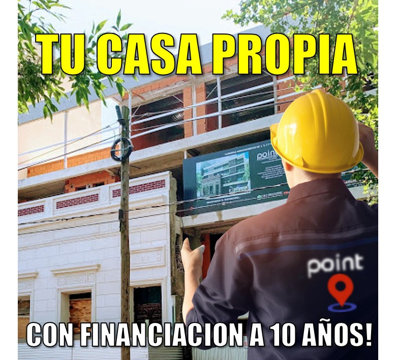 2 ambientes con cochera financiado a 10 años - sin expensas!