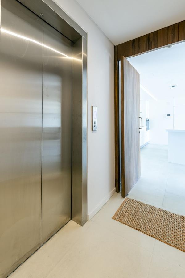2 ambientes con cochera y amenities  en aleph residences puerto madero