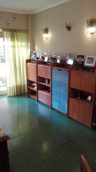 2 ambientes con dependencia de servicio y cochera - zona plaza colon