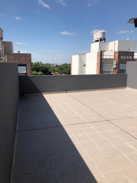 2 ambientes con terraza
