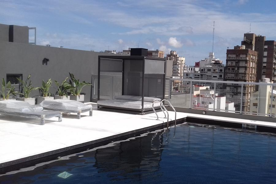 2 ambientes de diseño y gran categoría! alquilado con excelente renta!