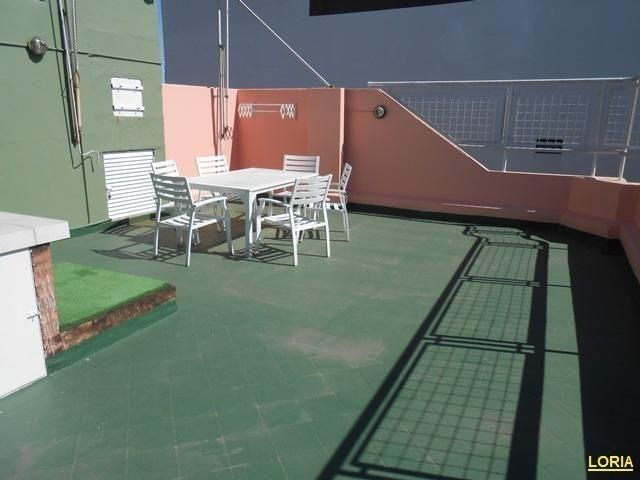 2 ambientes - duplex - cochera - terraza - balcon - parrilla