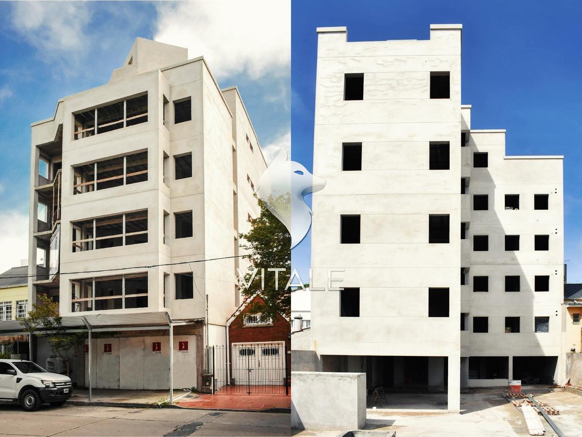 2 ambientes en construccion guemes