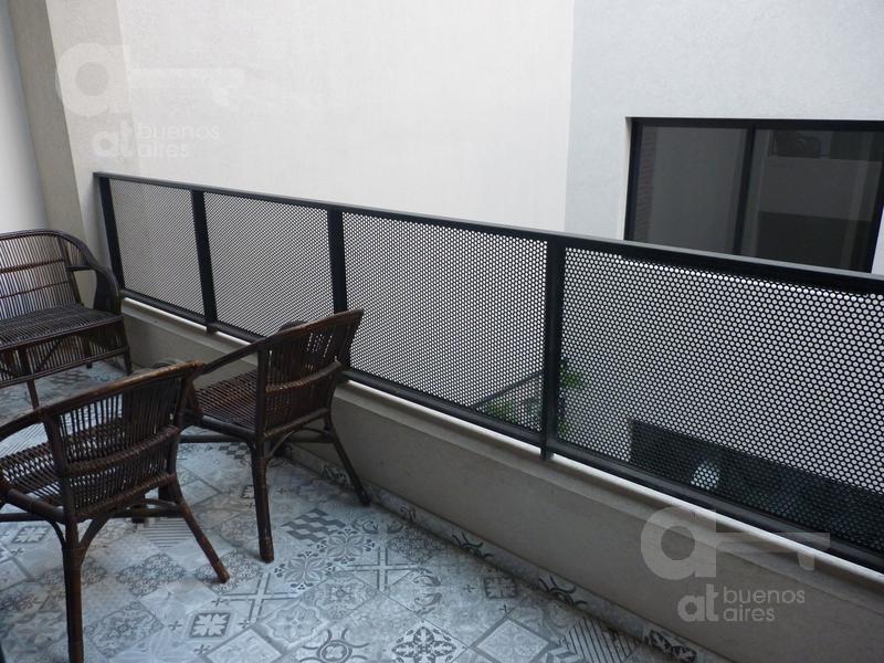 2 ambientes en dúplex. alquiler temporario en san telmo. amenities!