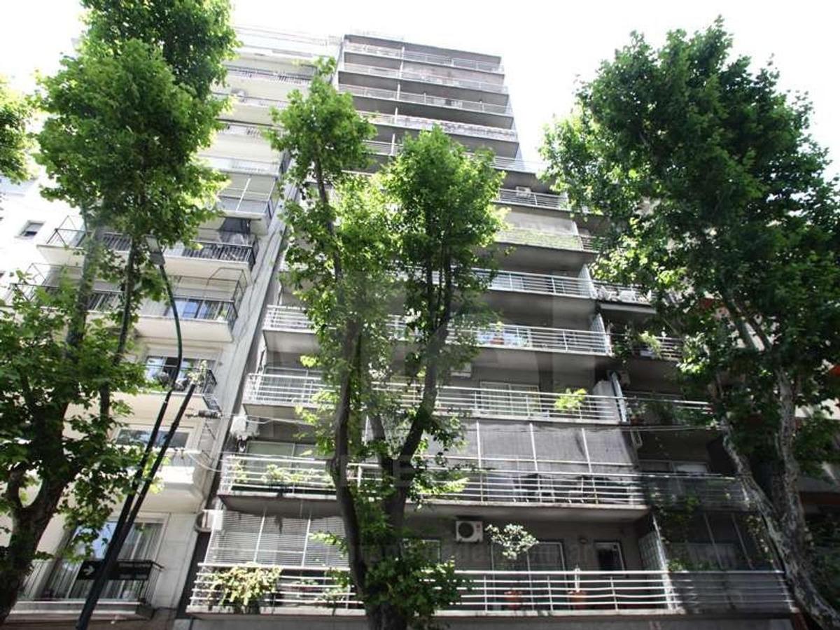 2 ambientes en edificio de categoría vigilancia amenities