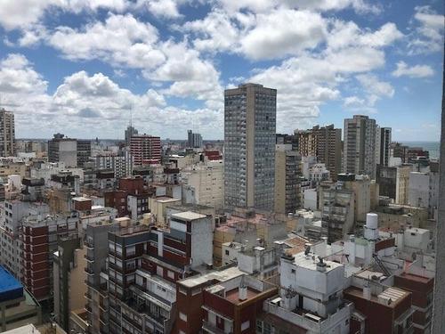 2 ambientes externos centro vista panorámica ciudad
