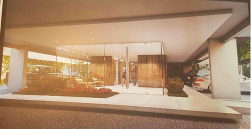 2 ambientes frente c/balcon obra de pozo