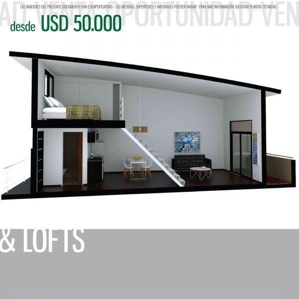 2 ambientes | juan marãa gutierrez al 900