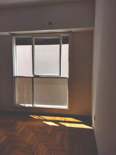 2 ambientes  lateral muy luminoso  apto credito almagro