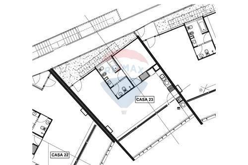 2 ambientes. penthouse con pileta propia y jardín