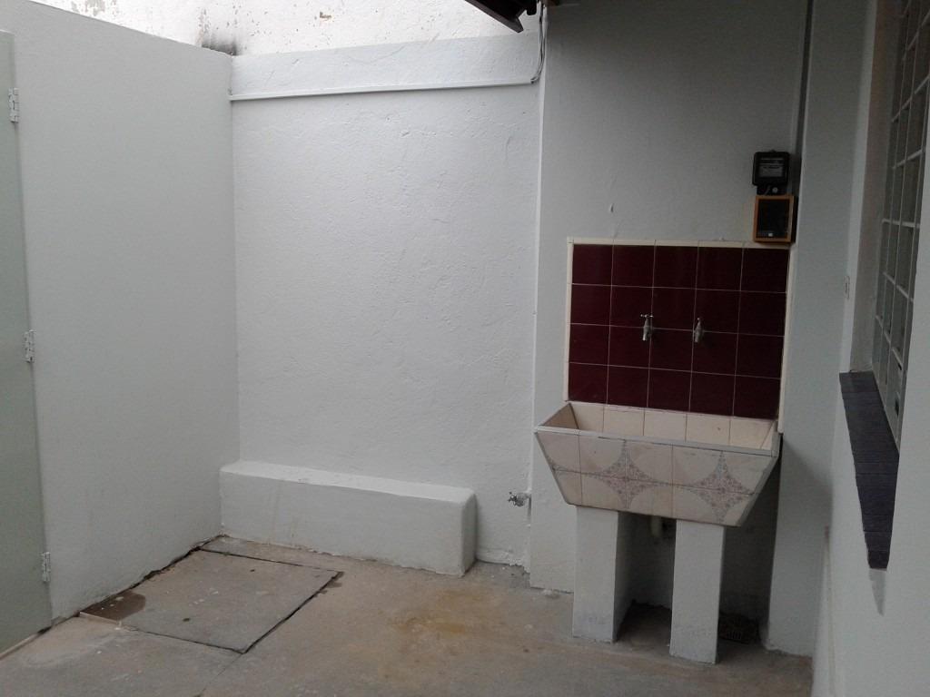 2 ambientes ph tipo casa  con patio