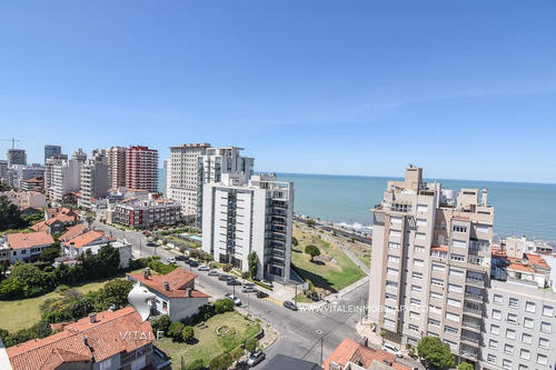 2 ambientes vista al mar en construccion