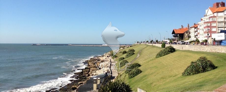 2 ambientes vista al mar mar del plata categoria