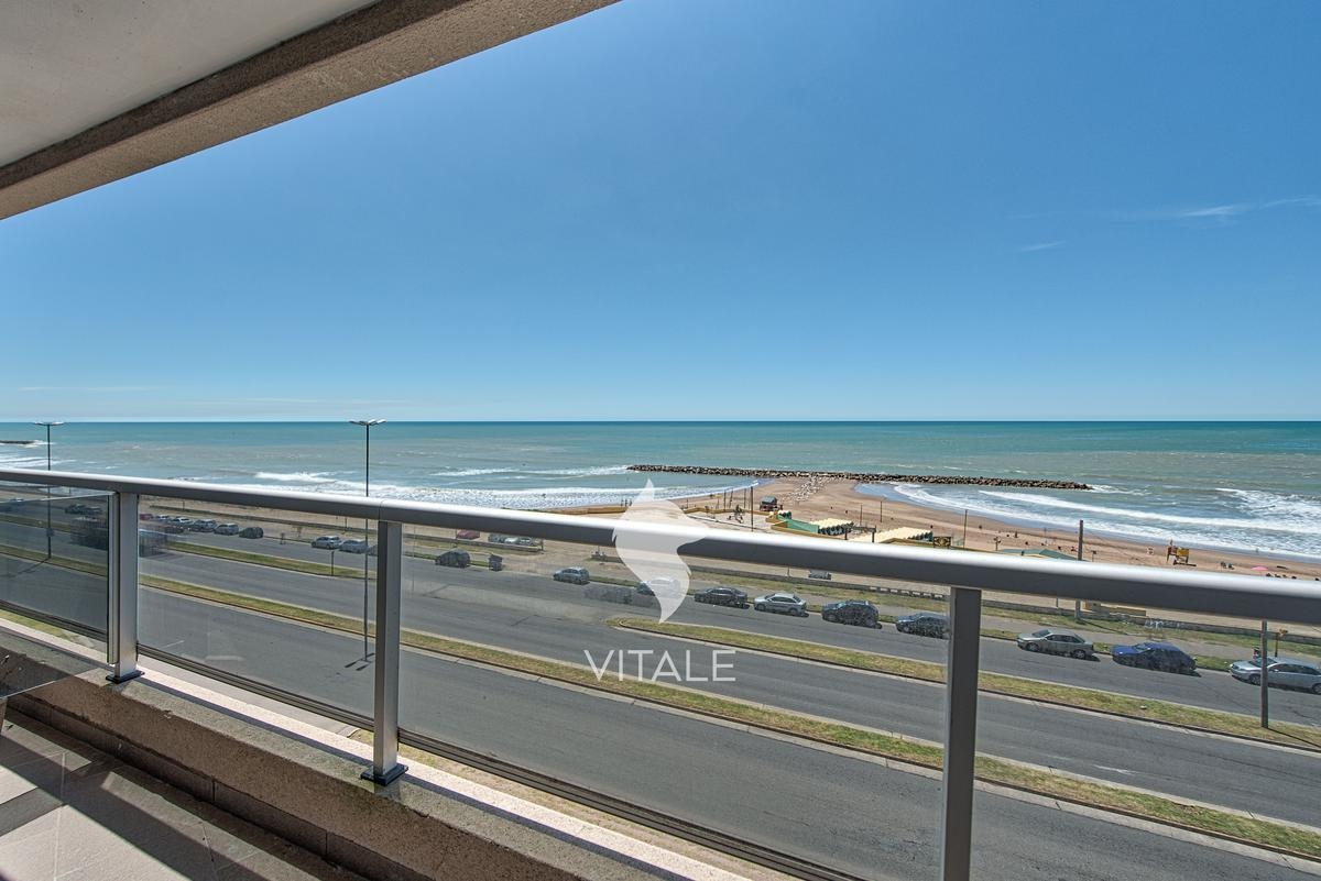 2 ambientes vista panoramica al mar