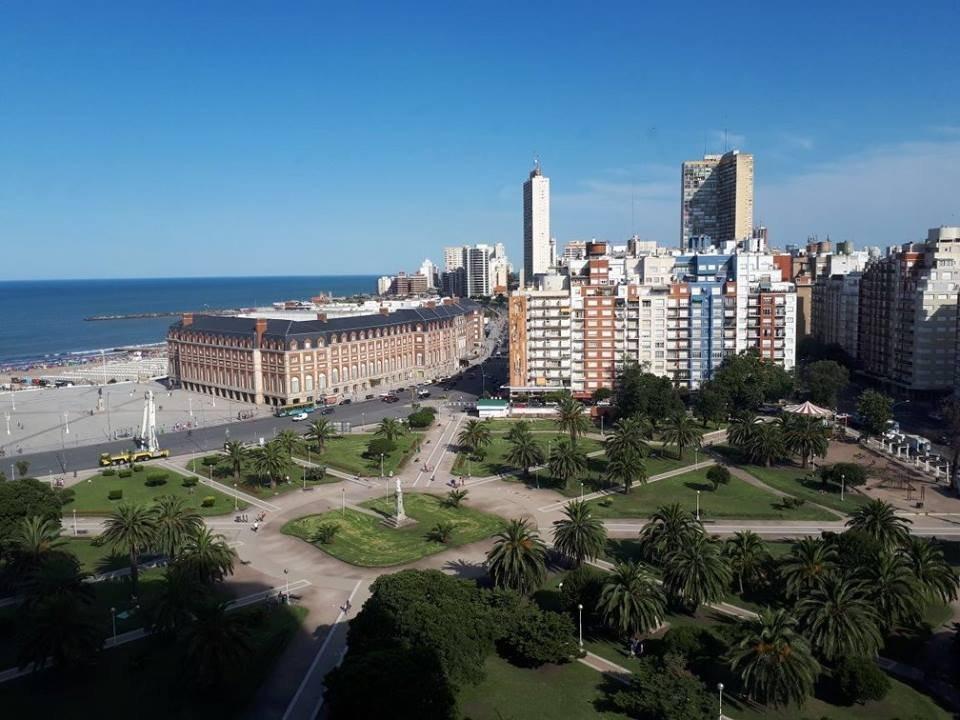 2 ambientes y ½ con vista al mar emblemático edificio palacio eden