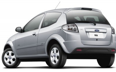 2 amortecedores genuínos ford + kit dianteiro novo ka 08/13