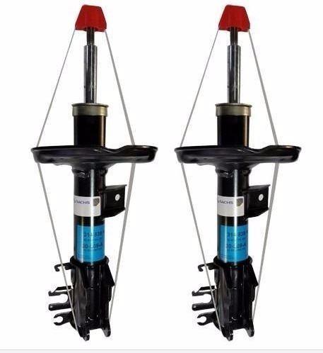 2 amortiguadores delanteros sachs | renault clio 1,9 diesel