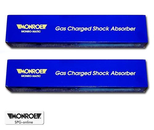2 amortiguadores dodge dakota 1992 92 del monroe matic 14&14