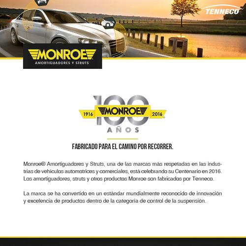 2 amortiguadores ford focus monroe 2005 2006 2007 2008 2009
