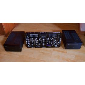 2 Amplificador,mixer Yamaha,sansui,technics,pioneer,marantz
