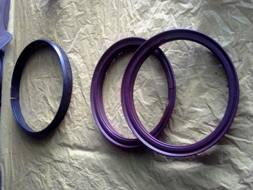 2 anel roda ferro pneu aro 20 caminhão vw mb gm ford dodge