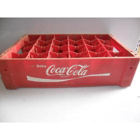 2 Antiga Caixa De Coca Cola Ks 290ml Vazia (wf)