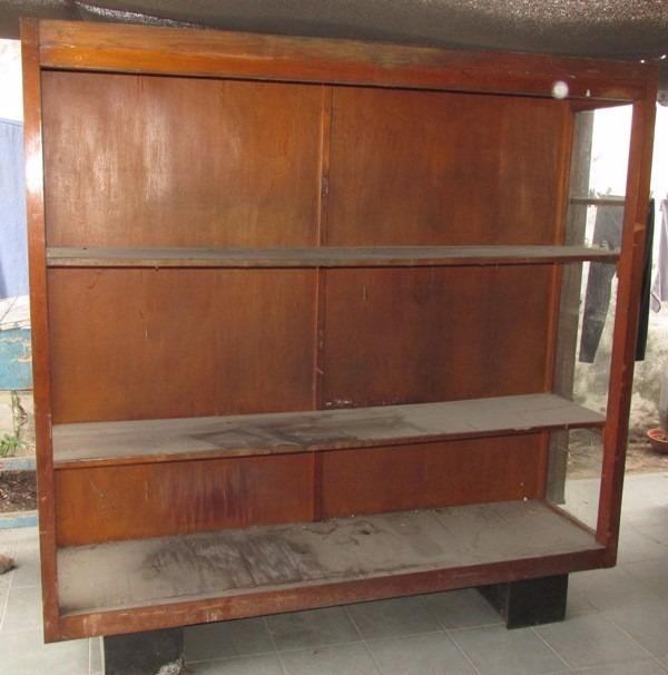 Imagenes de vitrinas de madera excellent vitrinas de - Vitrinas de madera y vidrio ...