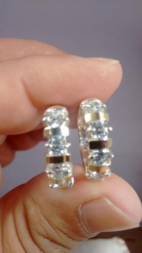 2 aparadores de aliança prata 950 ouro puro + brinde