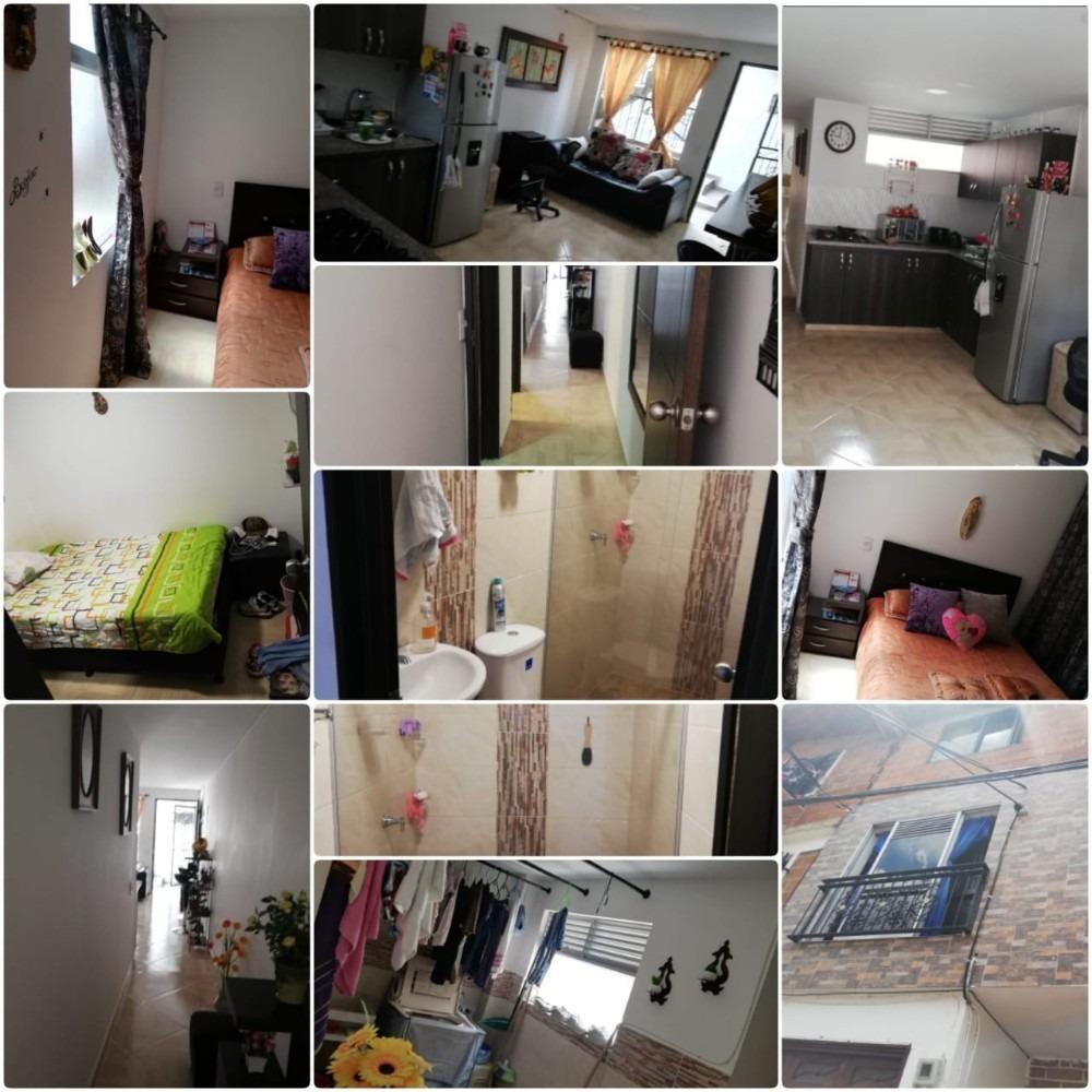 2 apartamentos con todos su acabdos