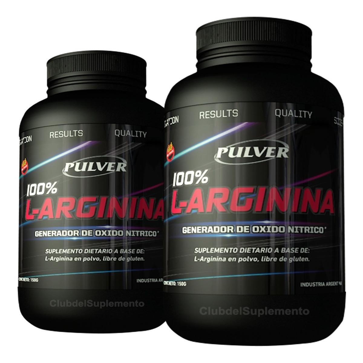 2 Arginina Oxido Nitrico 150 G Pulver Pre Work Pro Hormonal ...