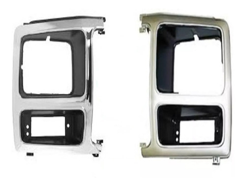 2 aros grises p/ ford f-100/ranger 1981 82 83 84 85 86 87