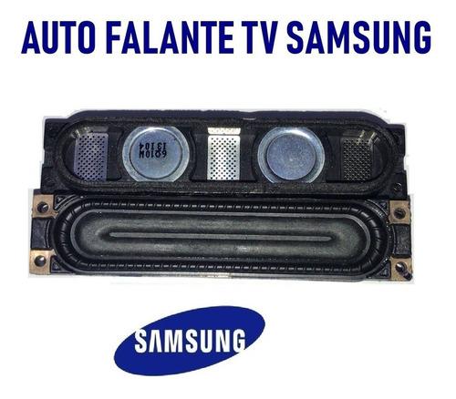 2 auto falante adaptavel tv samsung un40f5500 fret gratis cr