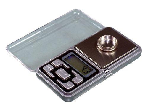 2 balança portátil ideal p/ pesar aliança cordão ouro prata