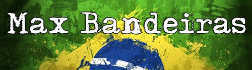 2 bandeiras - 1 brasil +1 espanha