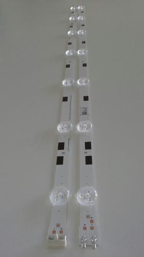 2 barras de leds samsung 58 un58h5200 un58h5203