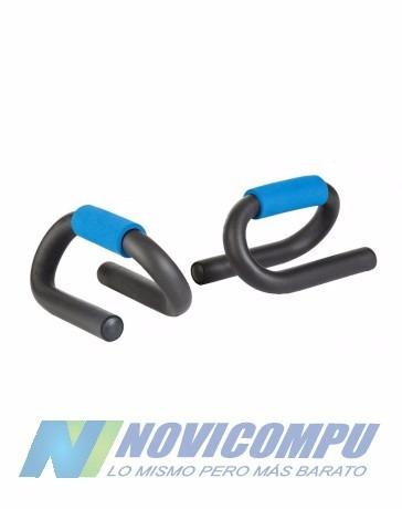 2 barras push multifuncion de ejercicios, importadas