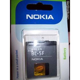 2 Bateria Original Nokia Bl5f N95 N96 E65 6210 6290 6710 N78