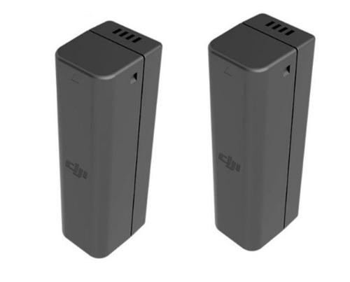 2 baterias osmo, compatível com plus, x3, x5 e mobile
