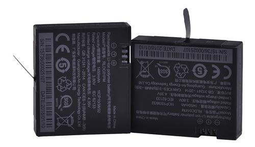 2 baterias para xiaomi mijia 4k 1450mah originais